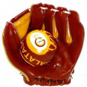 galatasaray beyzbol eldiven top seti
