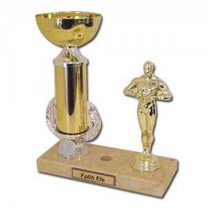 kupa oscar ödülü