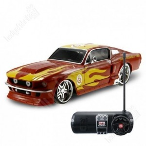 Galatasaray Ford Mustang RC Araba