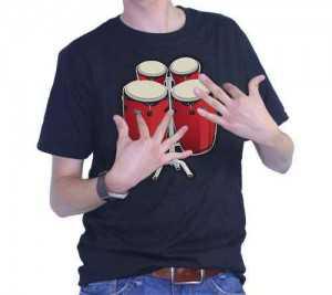 bongo tshirt