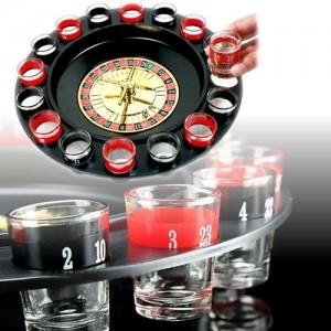 rulet shot oyunu
