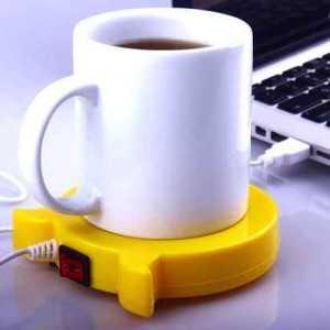Erkeğe Hediye USB Bardak Isıtıcı