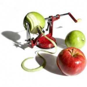 elma soyma makinesi