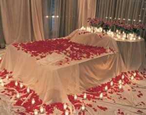 güllerden kalp