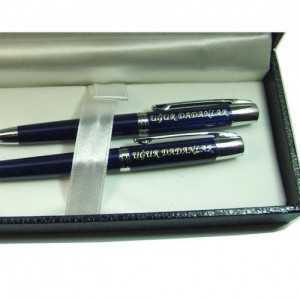 isme özel steel pen kalem seti 2