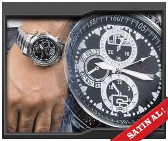 sevgiliye kameralı kol saati