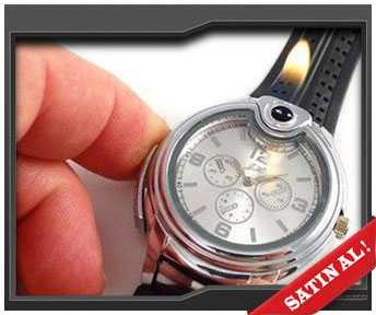 sevgiliye kol saati çakmaklı