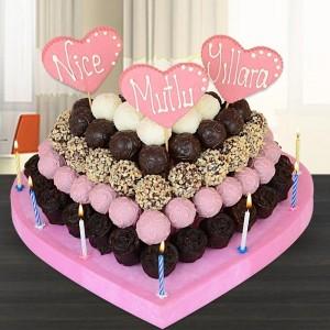 Doğum Günü Hediyesi Pasta