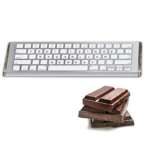 Kişiye Özel Tebrik Çikolatası