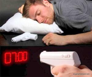 Gizli Ajan Alarm Saat