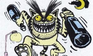 Kötü kedi Şerafettin Ürünleri