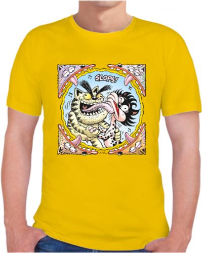 Kötü Kedi Şerafettin Tişörtleri