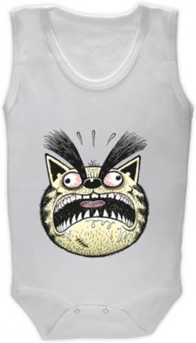 Kötü Kedi Şero Bebek Zıbını